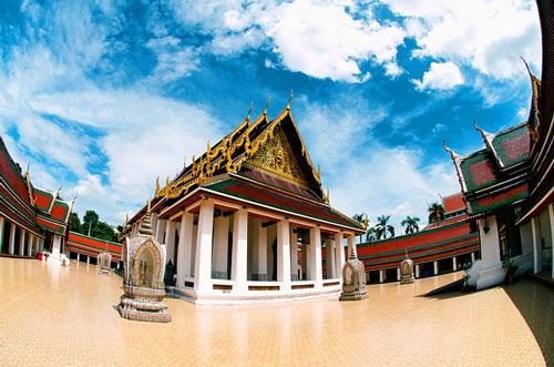 Du lịch Thái Lan: Sài Gòn – Nong Nooch – Bangkok