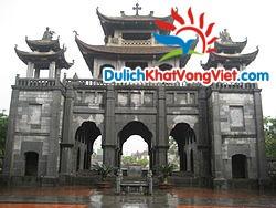 Du lịch Tam Cốc – Bích Động – Phát Diệm 1 ngày từ Hà Nội