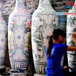 Du lịch Hà Nội – đình chùa Vạn Phúc – Bát Tràng 1 ngày