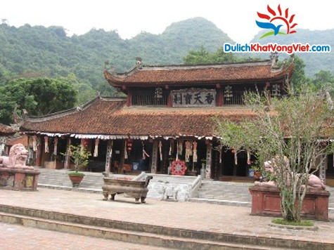 Du lịch chùa Hương – Hạ Long – Yên Tử 5 ngày 4 đêm giá rẻ