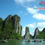 Du lịch biển: Hà Nội – Quan Lạn 3 ngày giá rẻ