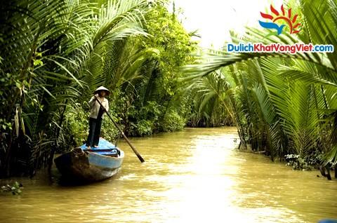 Du lịch miền Tây: Sài Gòn-Tiền Giang-Bến Tre 1 ngày giá rẻ