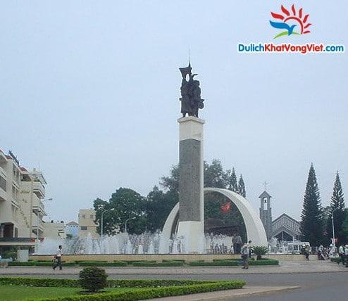 Du lịch Tây Nguyên: Sài Gòn – Buôn Ma Thuột – Gia Lai – Kontum 3 ngày 2 đêm
