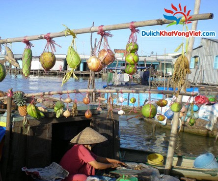 Du lịch: Cần Thơ – Sóc Trăng – Bạc Liêu – Cà Mau – Đồng Tháp – Sài gòn