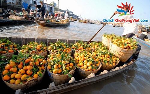 Du lịch miền Tây: Đồng Tháp-Vĩnh Long-An Giang-Hà Tiên-Cần Thơ 4 ngày giá rẻ