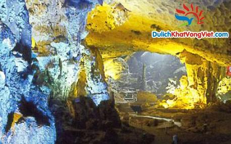 Động Thiên Cung – thiên đường bí ẩn của Vịnh Hạ Long!