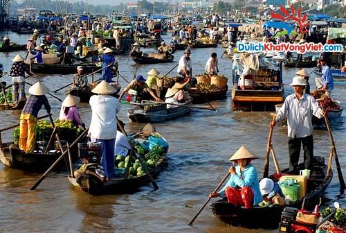 Du lịch miền Tây: Cần Thơ-Cái Răng-Vĩnh Sang du lịch miệt vườn 2 ngày giá rẻ