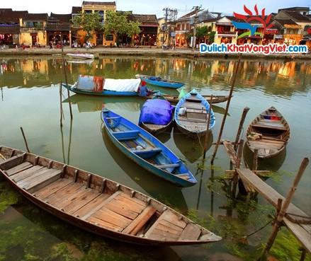 Du lịch Hội An-Cù Lao Chàm 2 ngày giá rẻ