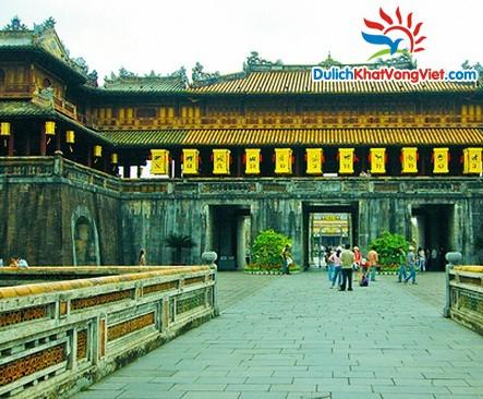 Du lịch Hội An – Đà Nẵng – Sơn Trà – Ngũ Hành Sơn -Huế – Phong Nha 5 ngày 4 đêm