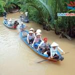 Du lịch miền Tây:Cần Tho-Cái Răng-Vĩnh Sang du lịch miệt vườn 2 ngày giá rẻ