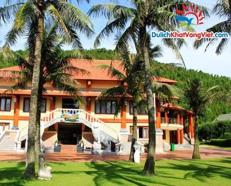Hà Nội – Bãi Lữ Resort – Hà Nội (4 ngày 3 đêm)
