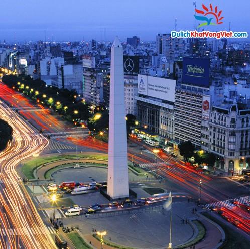 Du lịch Châu Mỹ: Brazil – Argentina – Peru 12 ngày giá rẻ