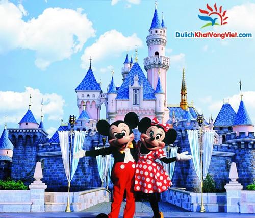 Du Lịch HongKong – Disneyland – Shoping 4 ngày 3 đêm