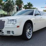 Cho thuê xe Limousine Chrysler C300