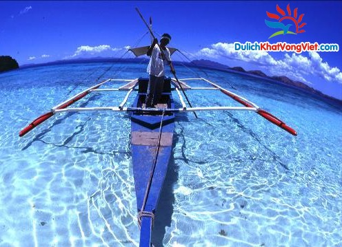 Du lịch Philippines xinh đẹp 3 ngày 3 đêm