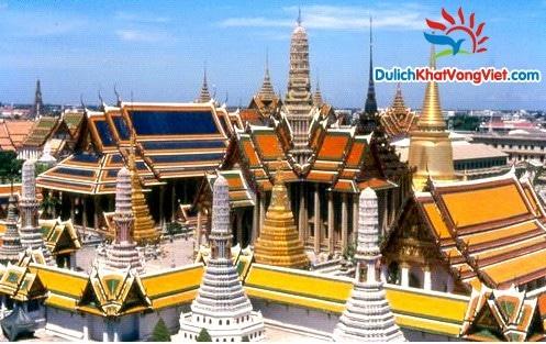 Du lịch Thái Lan: Sài Gòn – Bangkok – Chiang Mai 6 ngày 5 đêm