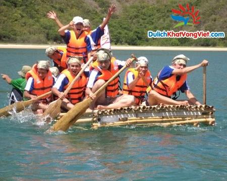 Du lịch Team building Sài Gòn Phan Thiết Nha Trang 4 ngày giá rẻ