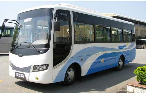 Xe du lịch Isuzu Samco 35 chỗ