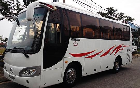 Xe du lịch Thaco Kinglong