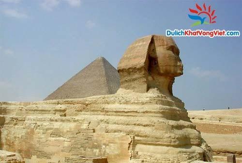 Tour Khám Phá AI CẬP huyền bí và Du Thuyền dọc Sông Nile Huyền Thoại