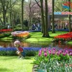 Du lịch châu âu:Pháp-Bỉ-Hà Lan-Italia 11 ngày giá rẻ