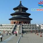 Du lịch Bắc Kinh-Tây An-Thành Đô-Nga Mi-Cửu trại Câu 10 ngày giá rẻ
