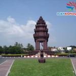 Du Lịch Campuchia – Seam Reap – Phnom Penh