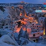 Du lịch châu âu: Hà Nội-Thổ Nhĩ Kỳ 9 ngày giá rẻ