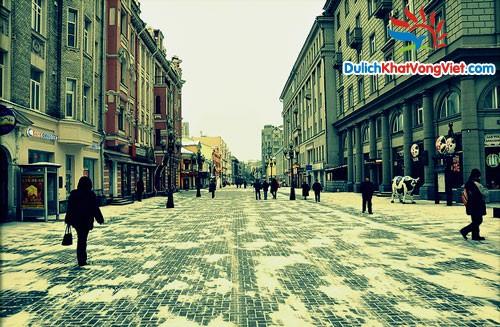 Du lịch Nga:  Kutuzovsky – Pavlovsk 9 ngày 8 đêm giá rẻ