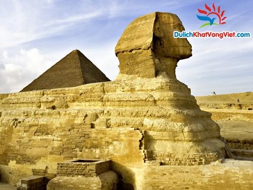 Du lịch Ai Cập: Sài Gòn – Doha – Cairo 7 ngày 6 đêm