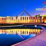 Du lịch Úc: Canberra – Melbourne 7 ngày 6 đêm giá rẻ