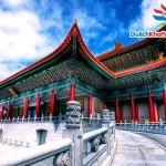 Du lịch Đài Loan – Nhật Bản: Đài Bắc – Tokyo 6 ngày 5 đêm giá rẻ