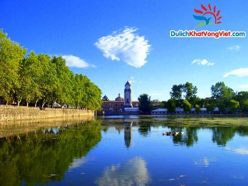 Du lịch Nam Mỹ:  Estancia – Itaipu 17 ngày 16 đêm giá rẻ