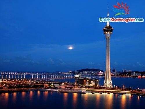 Tour Du lịch Hồng Kông – Macao: Hồng Kông – Ma Cao – Quảng Châu – Thâm Quyến
