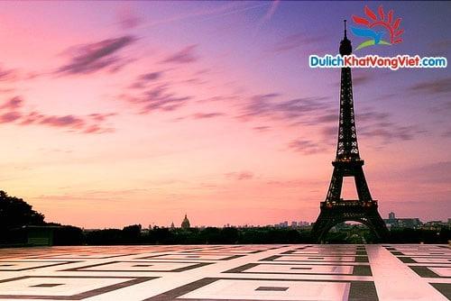 Du lịch Pháp: Versailles – Paris 10 ngày 9 đêm Giá rẻ