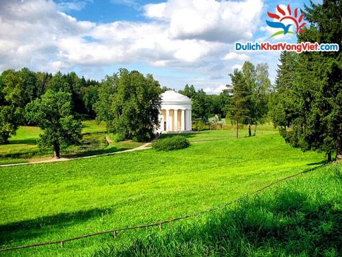 Tour Du lịch Mùa thu nước Nga 7 ngày 6 đêm
