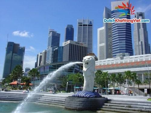 Du lịch Singapore – Malaysia – Kuala Lumpur 7 ngày 6 đêm