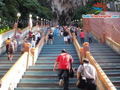 Tour Du lịch Malaysia – Singapore 7 ngày 6 đêm giá rẻ