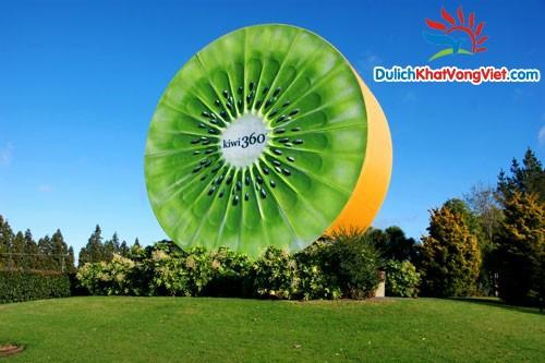 Du lịch New Zealand: Sài Gòn – Auckland – Rainbow Spring