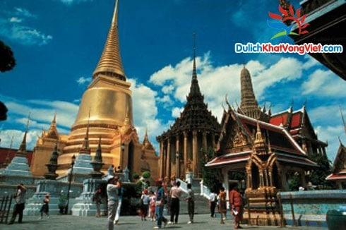 Du lịch Thái Lan – Bangkok – Pattaya 5 ngày 4 đêm