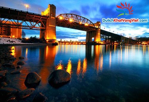 Du lịch Canada: Sài Gòn – Ottawa – Vancouver 11 ngày 10 đêm