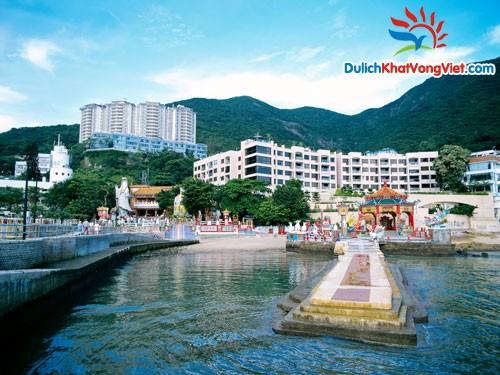 Du lịch Hồng Kông:  Vịnh Nước Cạn Repulse  4 ngày 3 đêm giá rẻ