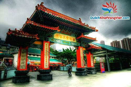 Du lịch Hồng Kông – Trung Quốc: Sài Gòn – Cảng Victoria