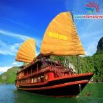 Du lịch Tuần Trăng Mật Lãng Mạn-Hạ Long 2 ngày 1 đêm