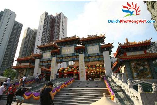 Du Lịch Hồng Kông: Hà Nội – Hồng Kông – Macao – Hà Nội  5 ngày 4 đêm