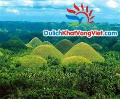 Du lịch Philippines: MANILA – CEBU 4 ngày 3 đêm giá rẻ