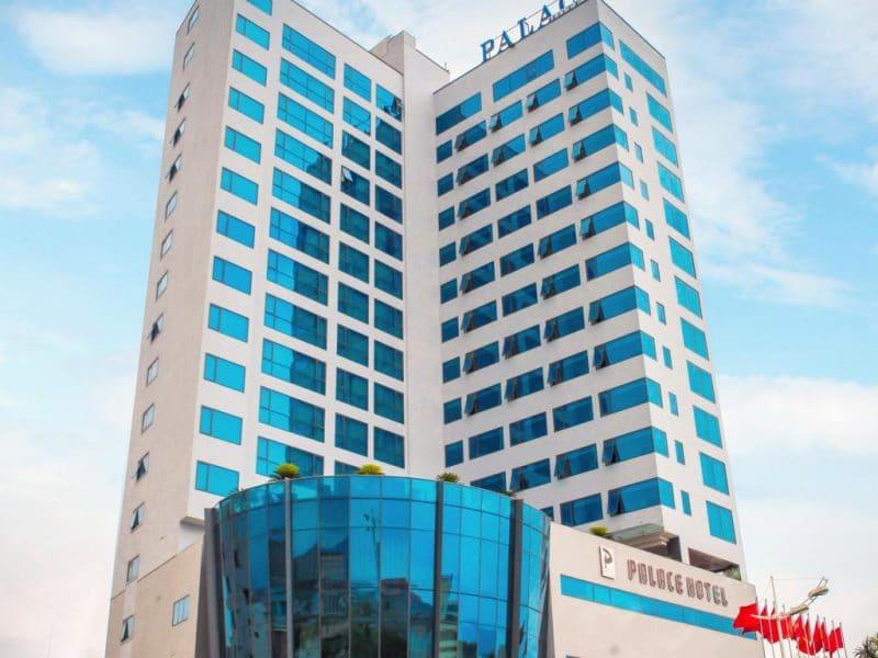 Hạ Long Palace với 17 tầng, 119 phòng ngủ đạt tiêu chuẩn 4 sao quốc tế