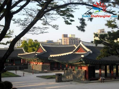 Du lịch Hàn Quốc: Seoul – đảo Jeju – Eveland – Nami 6 ngày 5 đêm