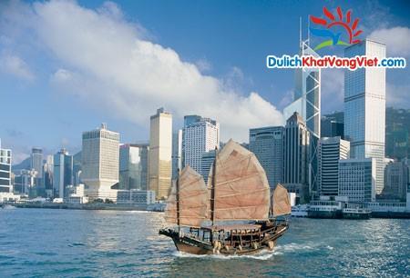 Du lịch Hồng Kông 5 ngày 4 đêm giá rẻ