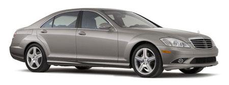 Cho thuê xe VIP Mercedes S600 4 chỗ